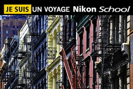 Etats Unis – Stage photo New-York Nikon School
