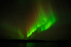 Aurores Boréales et Kaamos en Laponie Suédoise