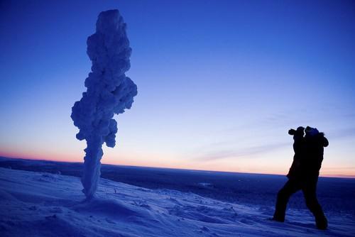 Laponie – Voyage photo Aurores Boreales et Kaamos