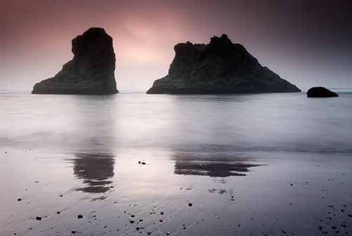 Plage de Bandon - Oregon - USA