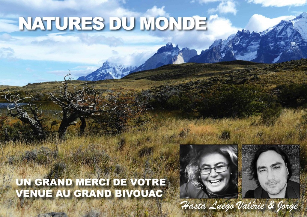 Grand Bivouac 2015 – Merci à tous