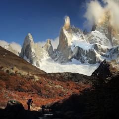 Patagonie argentine – Trek photo «Aux pieds des géants»