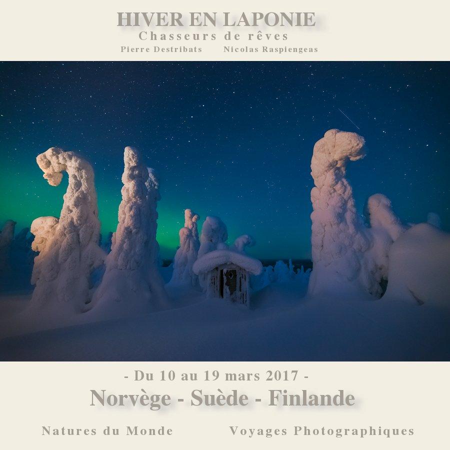Laponie – Chasseurs de rêves