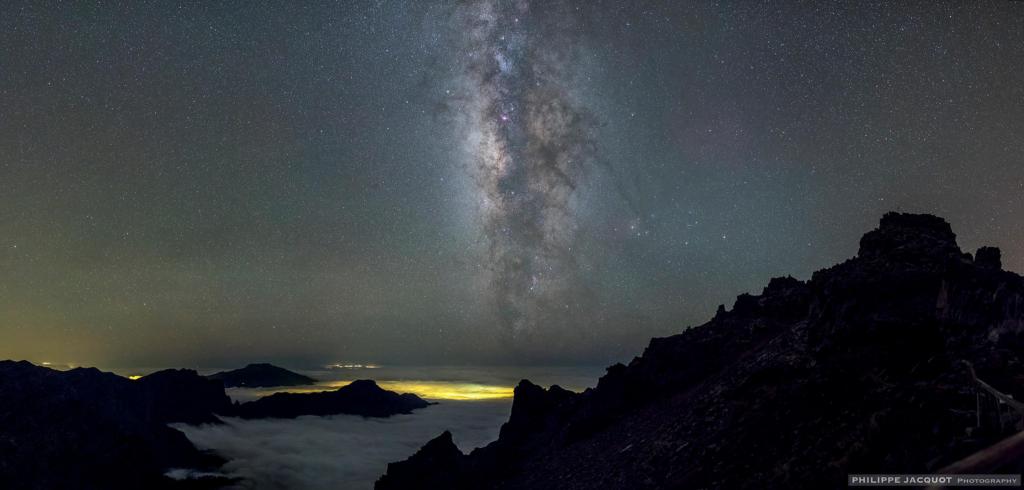 Voyage photo astro – Paysages célestes  aux Canaries