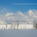 voyage photo hiver special western